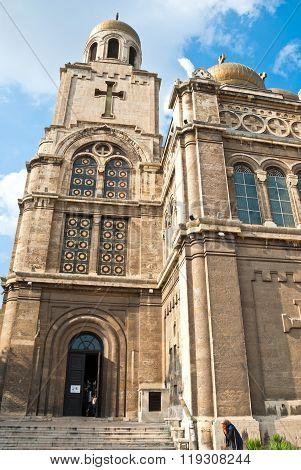 Cathedral Varna, Bulgaria