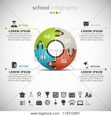 School Infographic