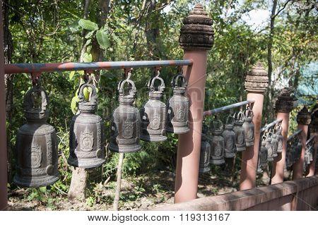 Thailand Isan Surin Wat Phanom Sawai