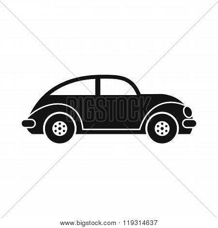 Car vintage car icon