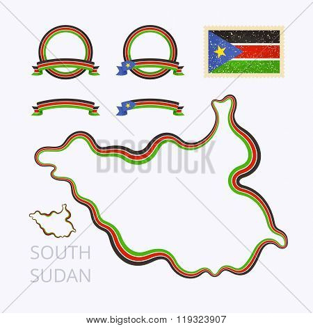 Colors Of South Sudan