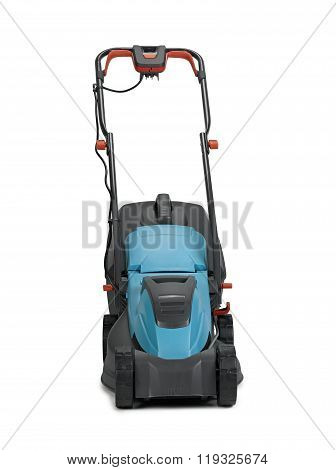 Lawn Mower Clipping Path