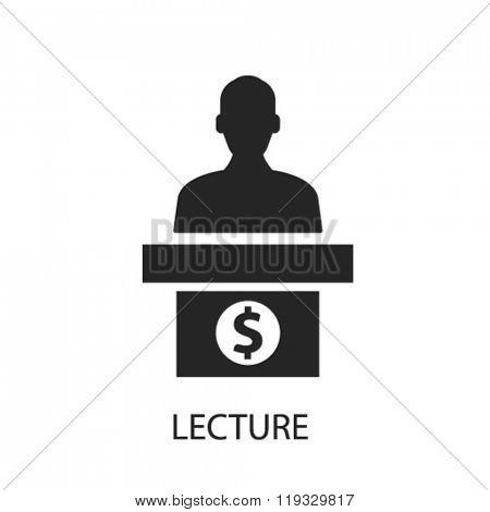 lecture icon