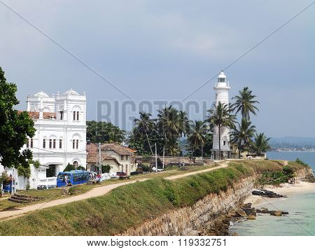 View Of The Fort Galle, Sri Lanka