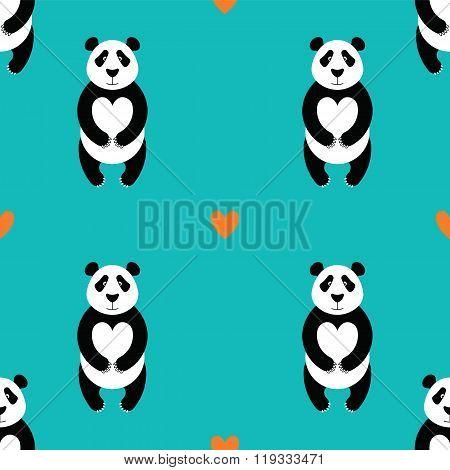 Panda Pattern