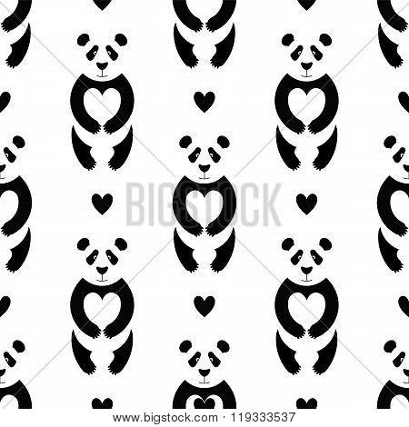 Panda Pattern 5