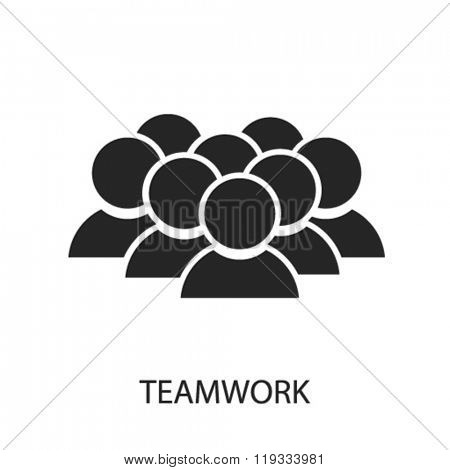 teamwork icon, teamwork logo, teamwork icon vector, teamwork illustration, teamwork symbol, teamwork isolated, teamwork image, teamwork drawing, teamwork concept