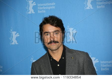 Ricardo Pereira attends the 'Letters from War' (Cartas da guerra) photo call during the 66th Berlinale Film Festival Berlin at Grand Hyatt Hotel on February 14, 2016 in Berlin, Germany.
