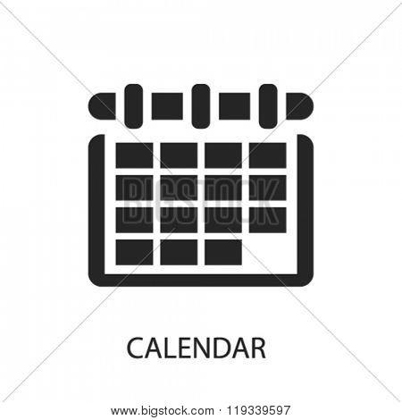 calendar icon, calendar logo, calendar icon vector, calendar illustration, calendar symbol