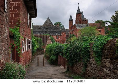 The Red Village Collonges-la-rouge