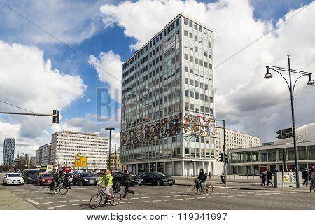 Street Scenes In Berlin