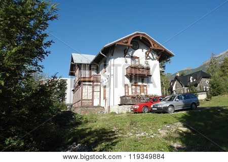 House In Stary Smokovec.