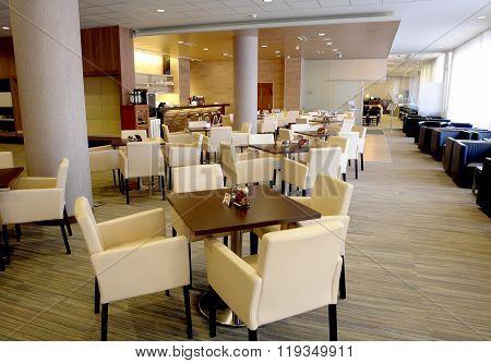 Lobby Bar In Hotel Grand.