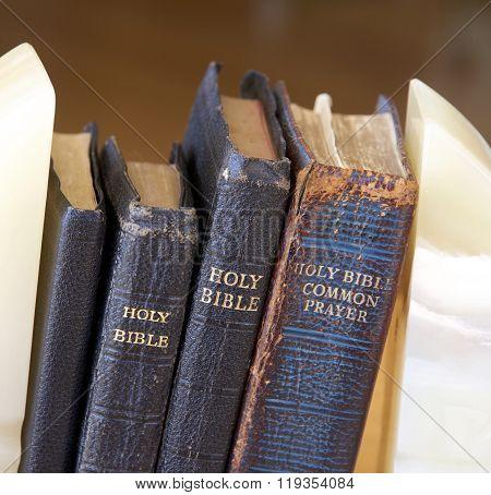 Bibles and Prayer Books