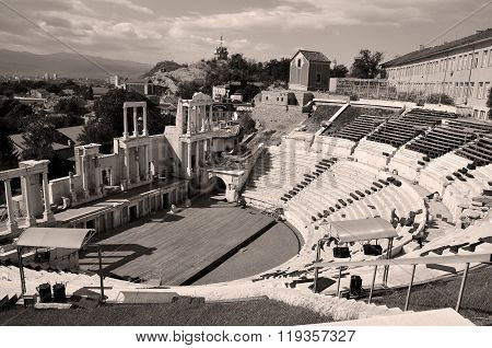 theatre of Philippopolis