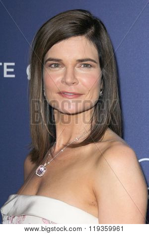 LOS ANGELES - FEB 23:  Betsy Brandt at the 18th Costume Designers Guild Awards at the Beverly Hilton Hotel on February 23, 2016 in Beverly Hills, CA