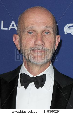 LOS ANGELES - FEB 23:  Daniel Orlandi at the 18th Costume Designers Guild Awards at the Beverly Hilton Hotel on February 23, 2016 in Beverly Hills, CA