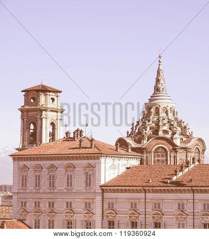 Cappella Della Sindone, Turin Vintage