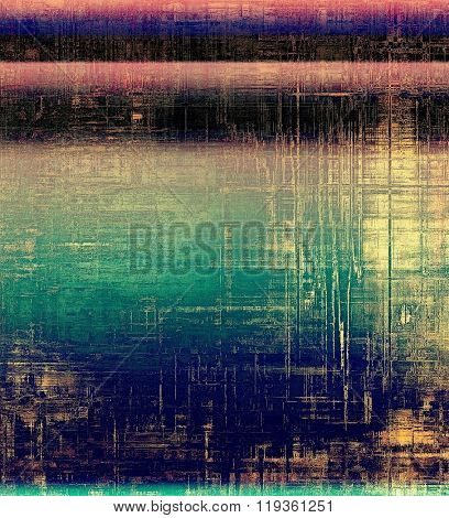 Vintage spotted textured background. With different color patterns: yellow (beige); green; blue; pink; purple (violet)