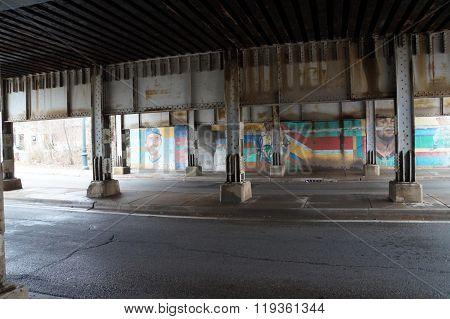 Cass Street Viaduct