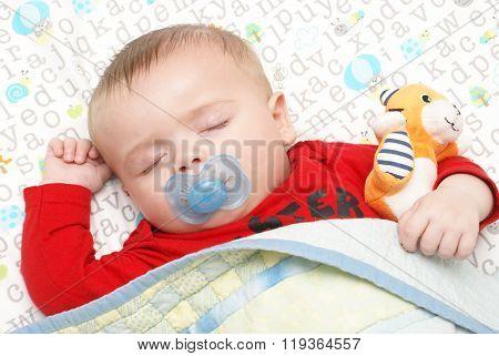 Baby Boy Dreaming