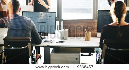 Analysis Brainstorming Planning Professional Working Concept