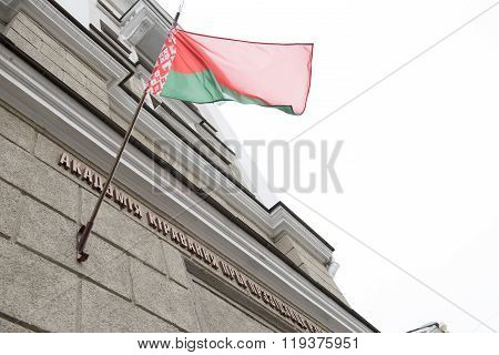 Flag Republic of Belarus