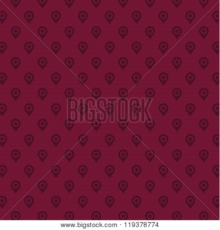 GPS background abstract pattern corporate identity in the form of tags navigation
