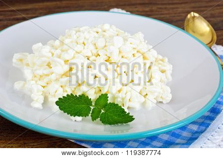 Home Dietary Fat Cottage Cheese Beaded Curd