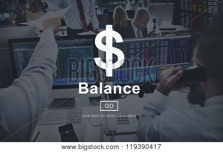 Balance Liability Finance Financial Concept