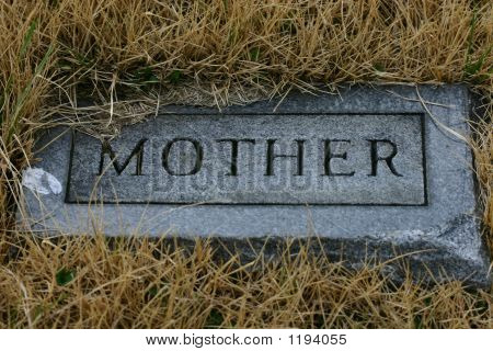 Mother On Stone
