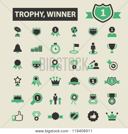 trophy, winner icons, trophy, winner logo, trophy, winner vector, trophy, winner flat illustration concept, trophy, winner infographics, trophy, winner symbols,