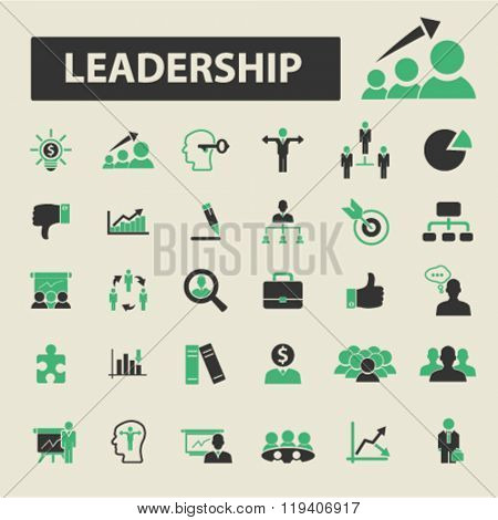 leadership icons, leadership logo, leadership vector, leadership flat illustration concept, leadership infographics, leadership symbols,