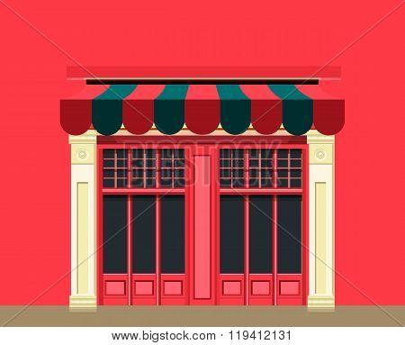Small Urban Store