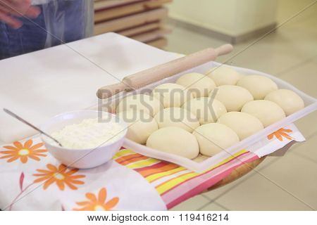 Dough For Pelmeni