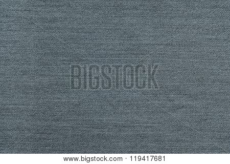 Rough Texture Denim Fabric Monochrome Background Of Pale Silvery  Color