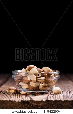 Roasted And Salted Nuts (mixed)