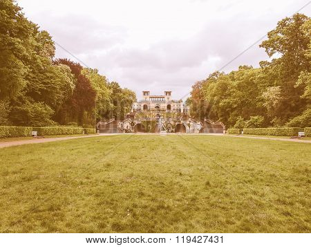 Orangerie In Potsdam Vintage