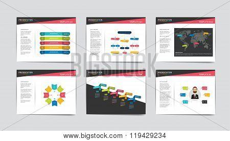 6 Presentation Business Templates.