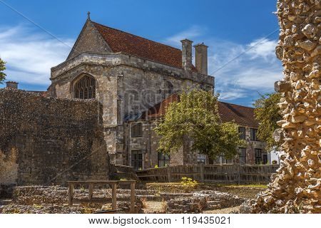 Bishops House, Winchester, Hampshire, Great Britain