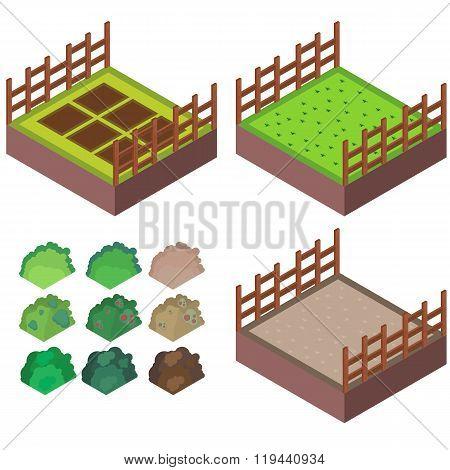 Farm Isolated