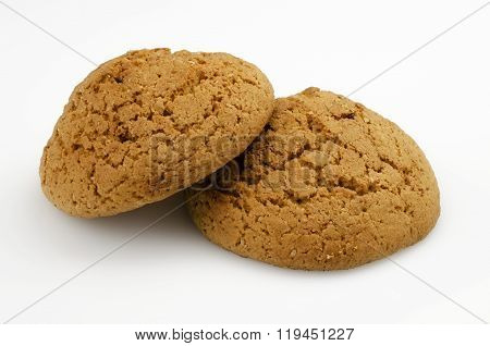 Oatmeal Cookies With Sugar