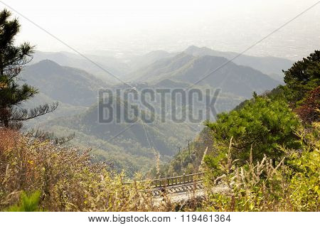 Mount Tai China