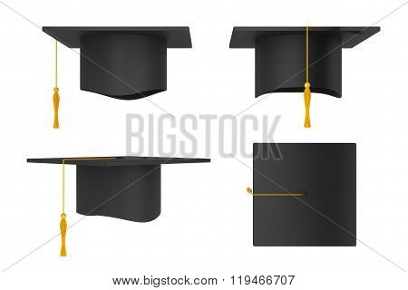 Graduation Academic Caps