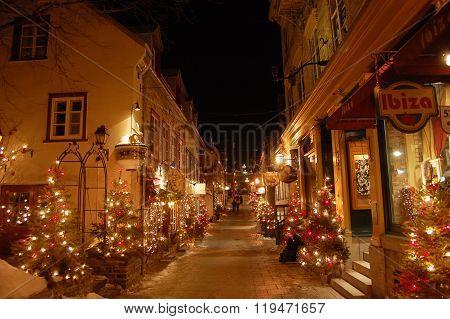 Rue du Petit-Champlain, Quebec City