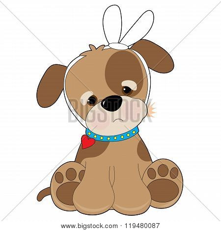 Puppy Toothache