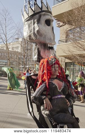 Mardi Gras Creative Spirit