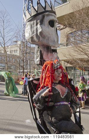 Mardi Gras Promenade