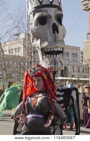 Mardi Gras Spirit