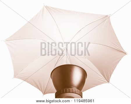 Lighting Umbrella Vintage